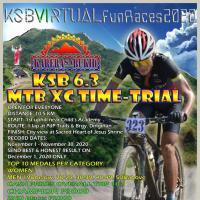 KSB 6.3 MTB XC Virtual Time-Trial Fun Race 2020