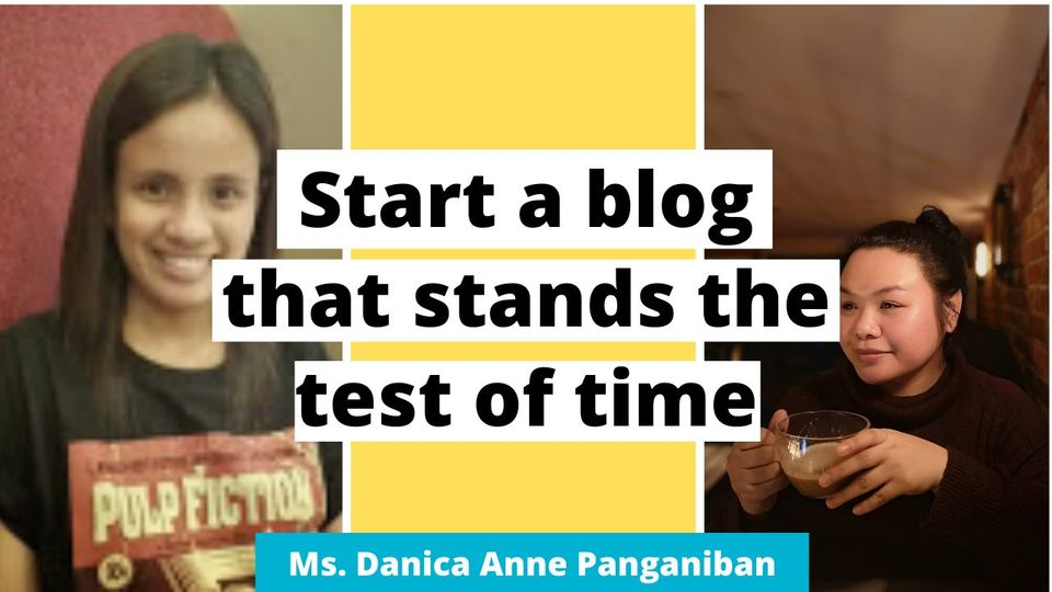How to start a blog that can stand the test of time