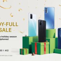Celebrate a Joyful Christmas with OPPO Joy Full Sale
