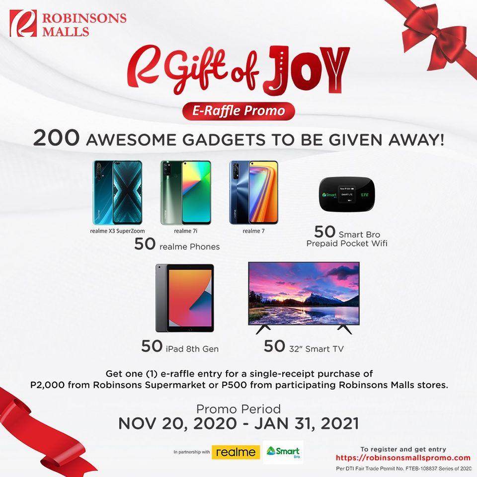 R Gift Of Joy