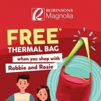FREE thermal bag