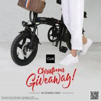 CLN Christmas Giveaway