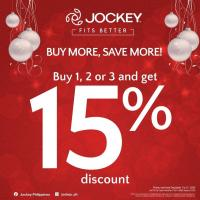 Jockey Buy More Save More