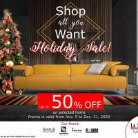 La SEDiA Furniture-Interiors Shop all you want - HOLIDAY SALE