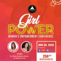 GIRL POWER: WOMEN'S EMPOWERMENT CONFERENCE 2020