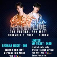 BrightWin X Manila Live: The Virtual Fan Meet