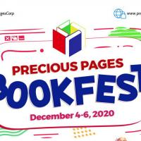 First Precious Pages Bookfest Opens in December 2020