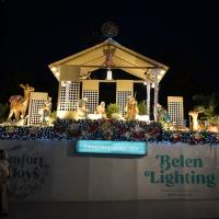 Araneta City keeps up with Christmas tradition through virtual Belen lighting event