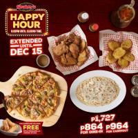 Shakey's – 50% OFF Happy Hour Promo