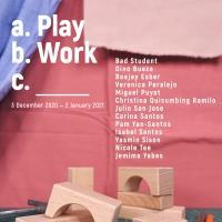 A. Play B. Work C. ____