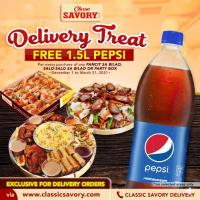 Classic Savory's Delivery Treat