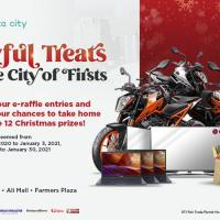 To Dos in Araneta City this long Christmas weekend