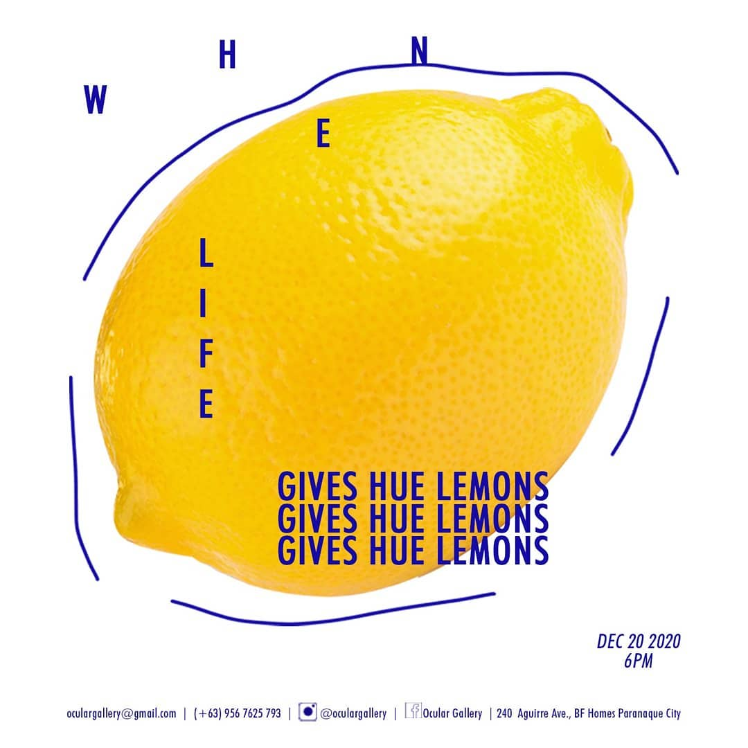 When Life Gives Hue Lemons