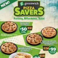 Greenwich Pizza Savers Promo