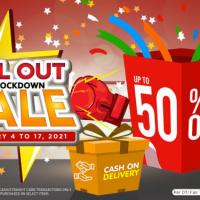 Automatic Centre ALL OUT Knockdown Sale
