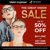 Vision Express Great Vision Sale