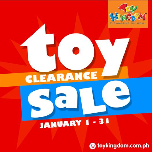 Toy Kingdom Toy Clearance Sale