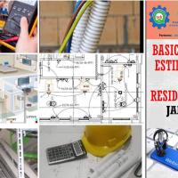 Basic Electrical Estimate for 2-Storey Residential Building