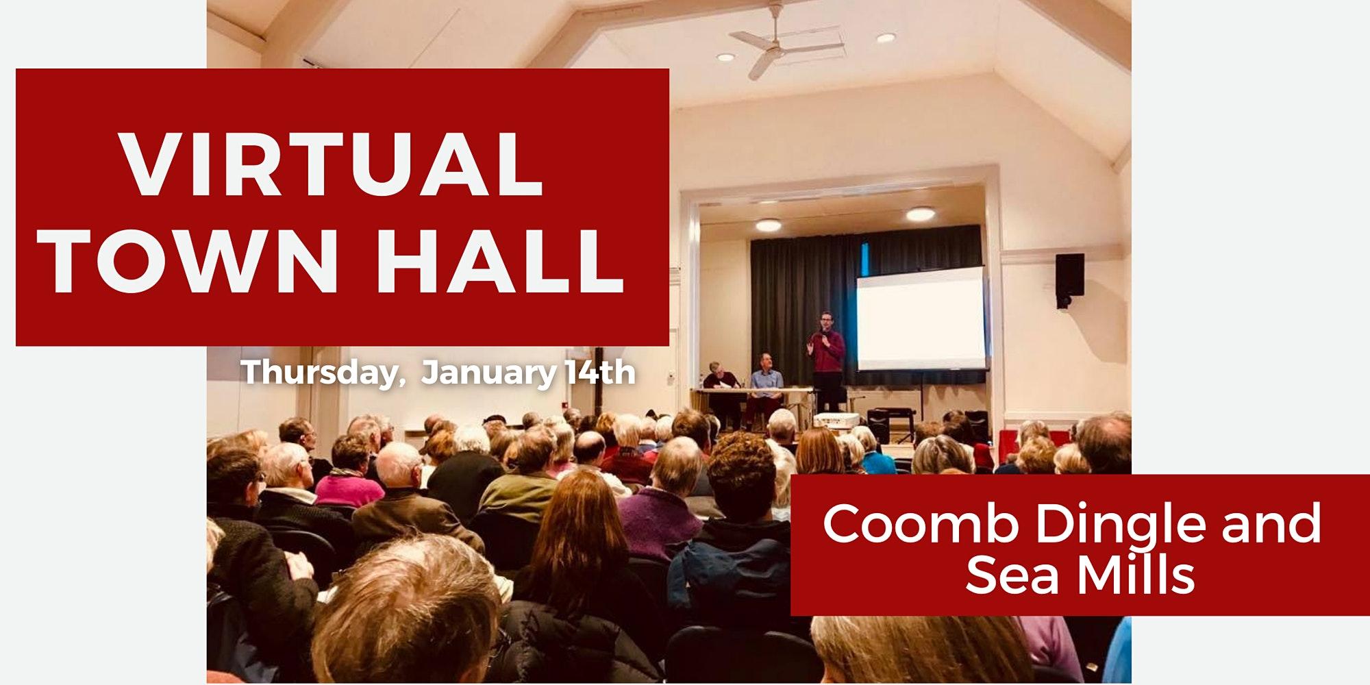 Virtual Town Hall: Coombe Dingle & Sea Mills