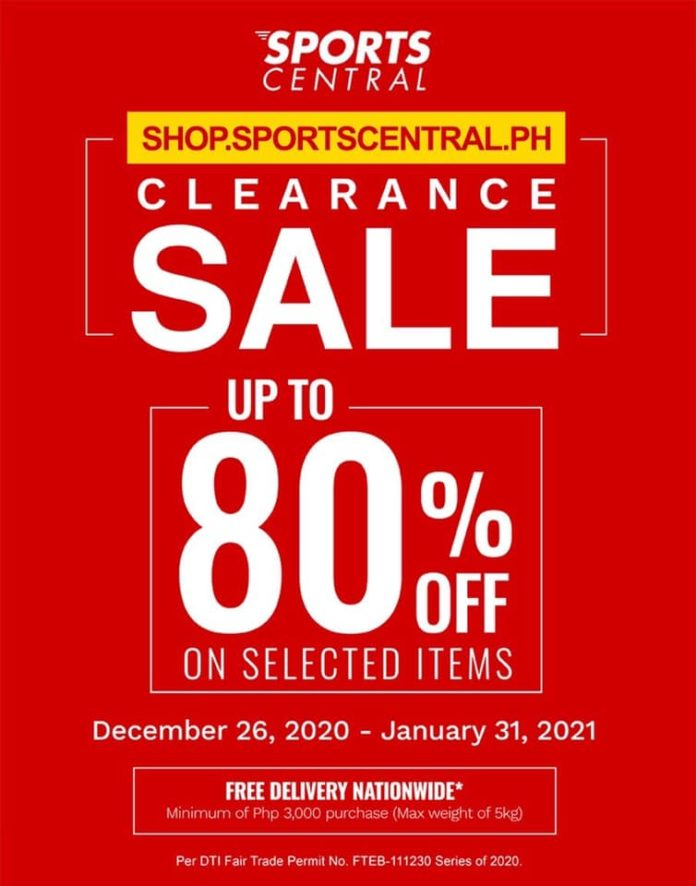 Sports Central Online Clearance Sale