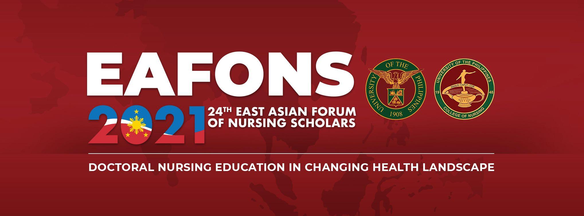 East Asia Forum of Nursing Scholars 2021