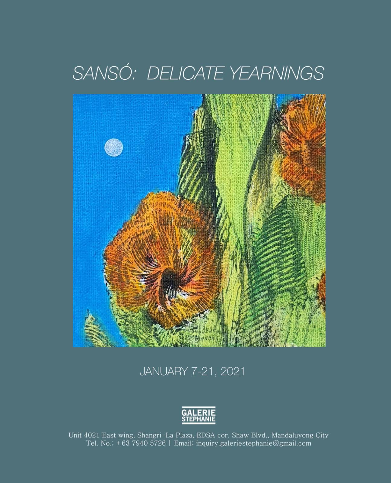 Sansó: Delicate Yearnings