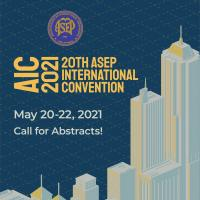 20th ASEP INTERNATIONAL CONVENTION