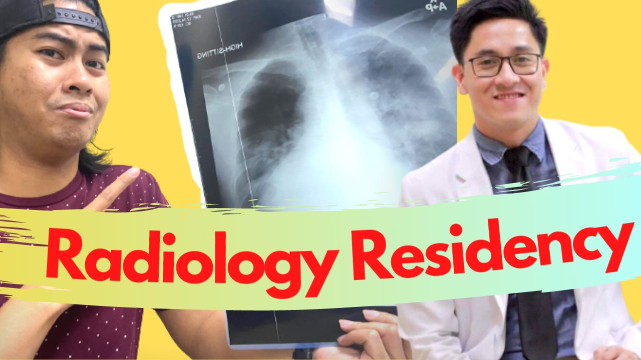 Radiology Residency in the Philippines with Dr. Alvin Francisco