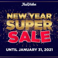 True Value up-to 70% OFF New Year Sale