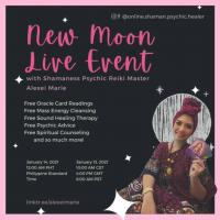 New Moon Live Event