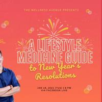 A Lifestyle Medicine Guide to New Year's Resolutions