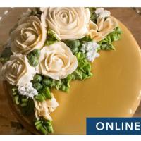 Classic Caramel Cake Online Class