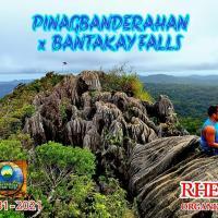 PINAGBANDERAHAN X BANTAKAY FALLS HIKE
