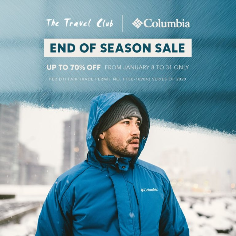 Columbia up-to 70% OFF End of Season Sale