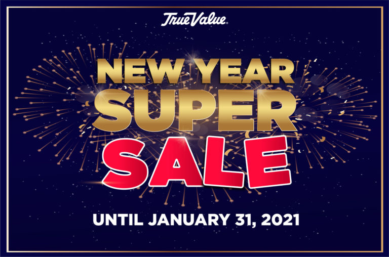 True Value New Year Sale