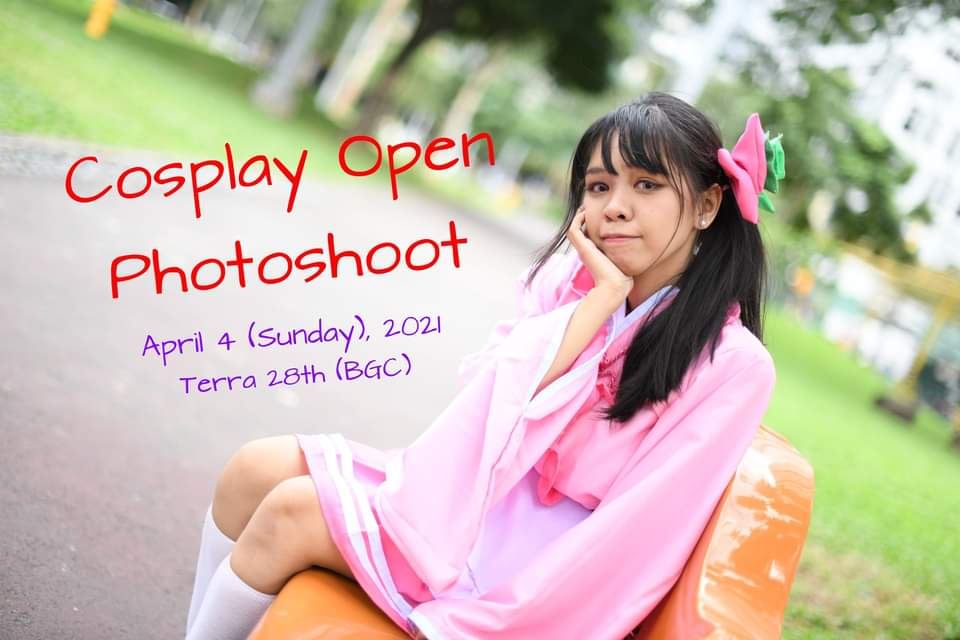 Cosplay Open Photoshoot