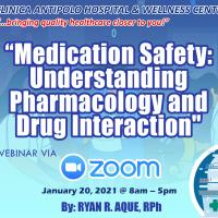 Medication Safety: Understanding Pharmacology and Drug Interaction