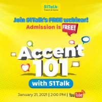 Accent101 with 51Talk