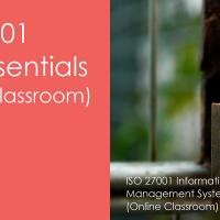 ISO 27001 ISMS Essentials