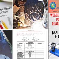 Welding procedures, PQR, Welders Qualification and Testing