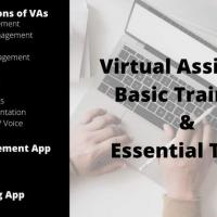 FREE Virtual Assistant Basic Training & Essential Tools (TAGALOG VERSION)