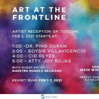 QUARTET IV - Art at the Frontline