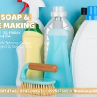 Soap and Perfume Making Seminar