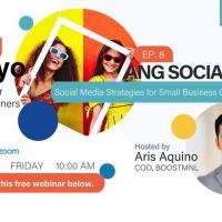 Sulong Negosyo #8 - Ang Social Mo! - Social Media Strategies for 2021