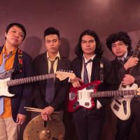 "Filipino indie rock quartet Paper Satellites deals with childhood nostalgia on new single ""Towns"""