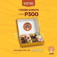 J.CO Donuts – P300 Dozen Donuts Promo