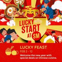 Lucky Feast at SM East Ortigas