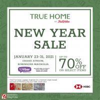 TRUE HOME NEW YEAR SALE