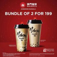 Macao Imperial Tea double treats