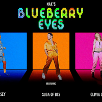 "MAX and SUGA of BTS recruits Lil Mosey and Olivia O'Brien on the remix of ""Blueberry Eyes"""